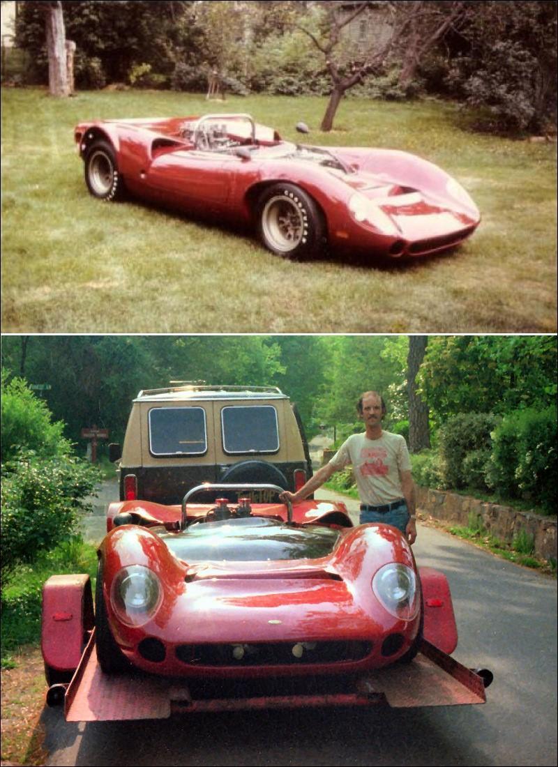 Lola T70 Mk1 #8