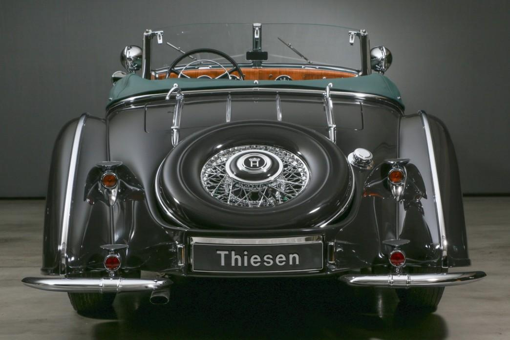 1938  Horch Horch 853 Spezialroadster #2