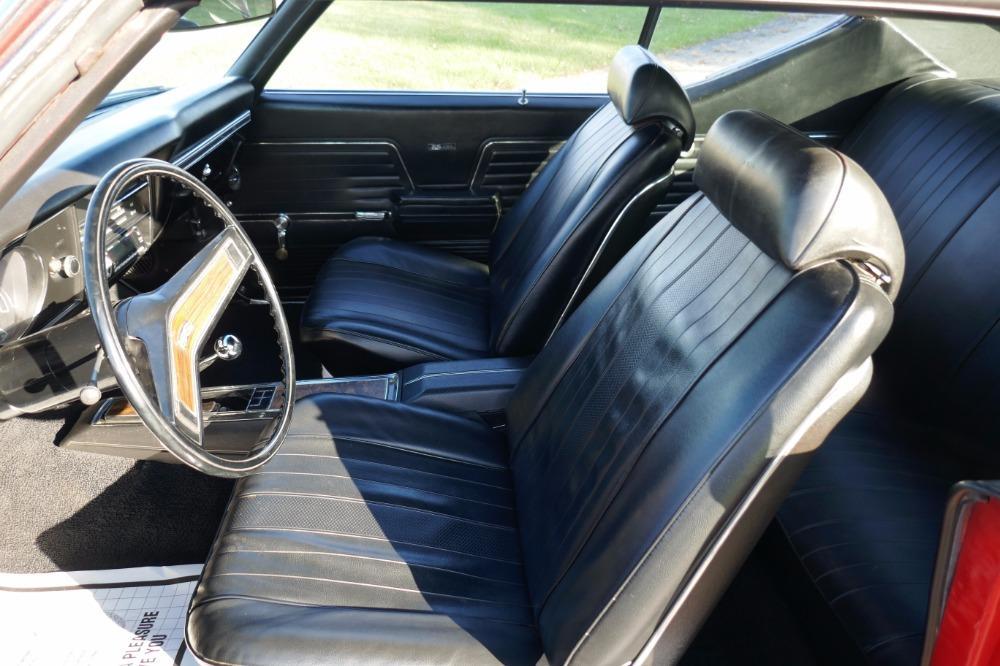 1969 Chevrolet Chevelle -SS396-HUGGER ORANGE-WITH 4 SPEED- Stock # 39669NSC for sale near Mundelein, IL | IL Chevrolet Dealer #16