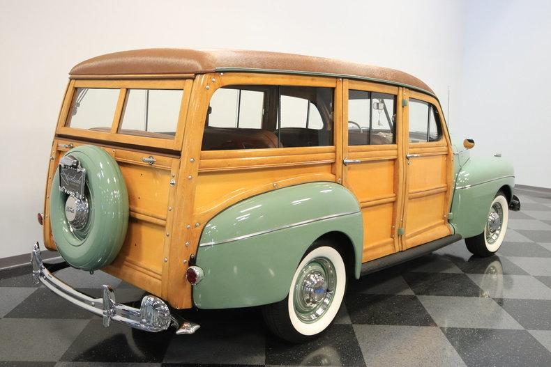 1941 Ford Woody Wagon #16