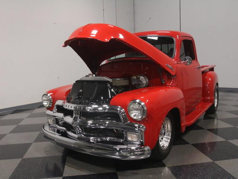 1954 Chevrolet 3100 #29
