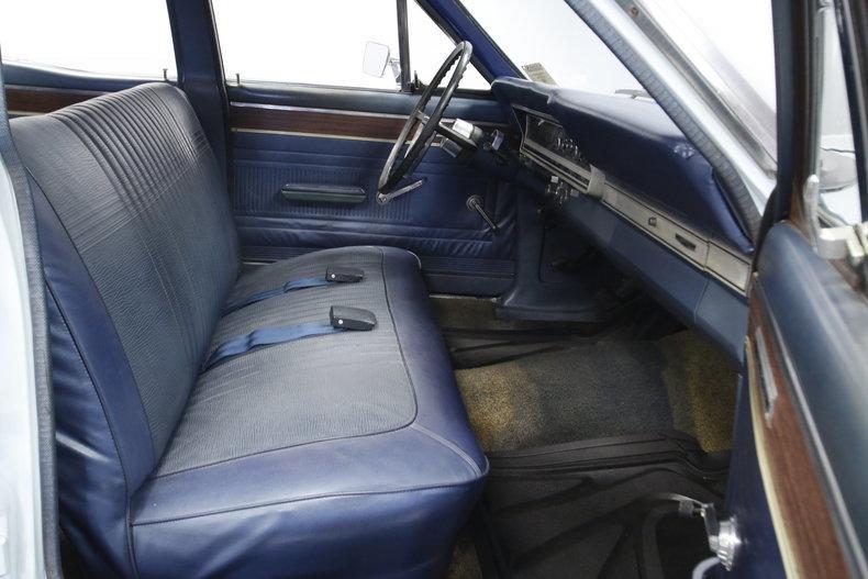 1966 Ford Fairlane 500 #48