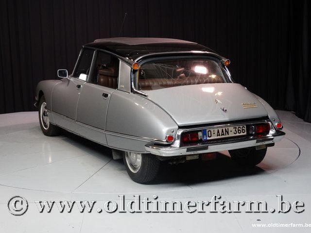Citroën DS23 Injection Pallas Découvrable '73 #76