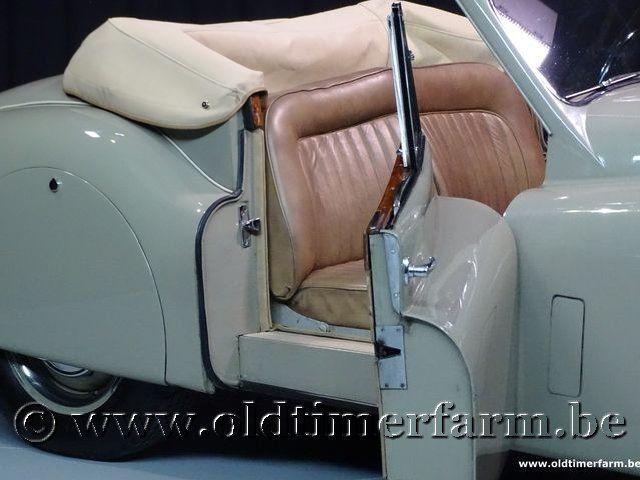 Jaguar XK120 Drop Head Coupé '53 #96