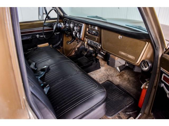 Chevrolet Pickup Custom Camper V8 #61