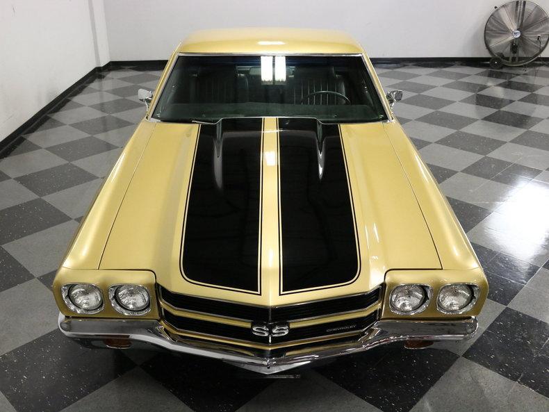 1970 Chevrolet El Camino #5