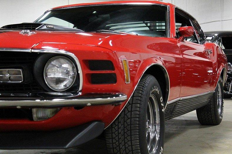 1970 Ford Mustang Mach 1 #15