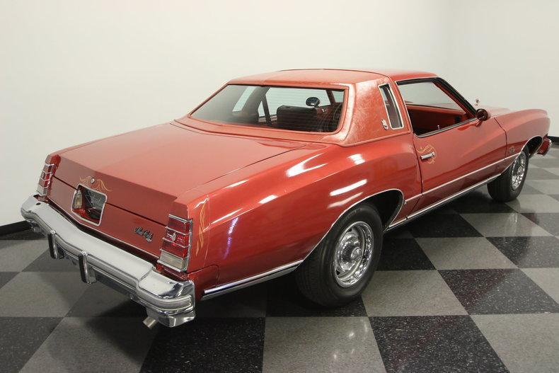 1977 Chevrolet Monte Carlo Landau #17