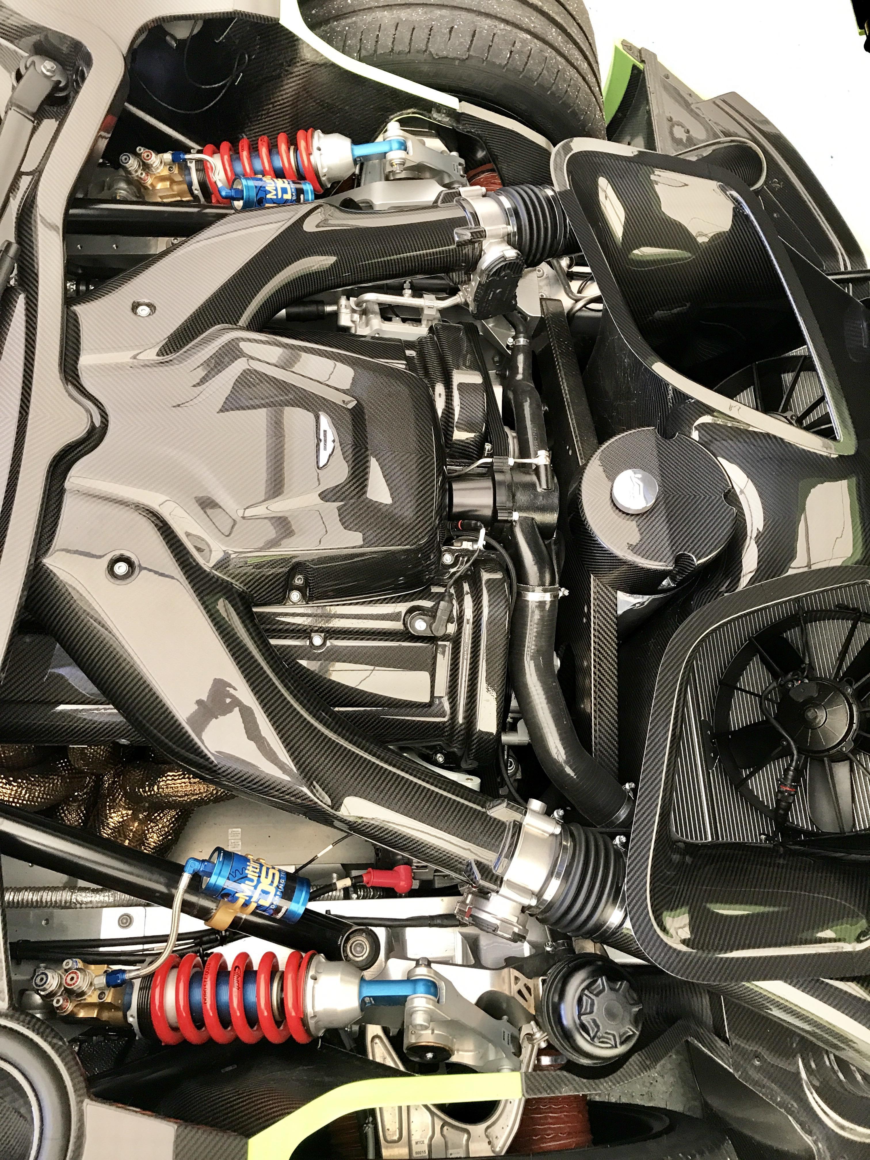 Aston Martin Vulcan (Vat Qualifying) #3