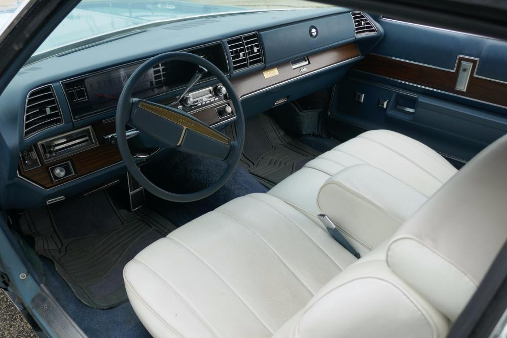 1975 Buick LeSabre -PRICE DROP - CONVERTIBLE -SUPER LOW MILES- NEW PAINT 2017-SEE VIDEO Stock # 75ILKF for sale near Mundelein, IL | IL Buick Dealer #37