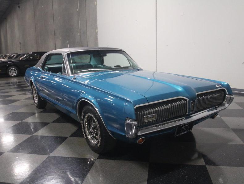 1967 Mercury Cougar #27