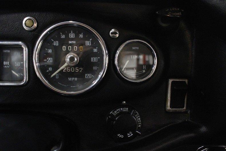 1970 MG MGB GT #39