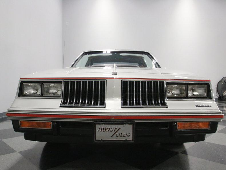 1984 Oldsmobile Cutlass Hurst/Olds #5