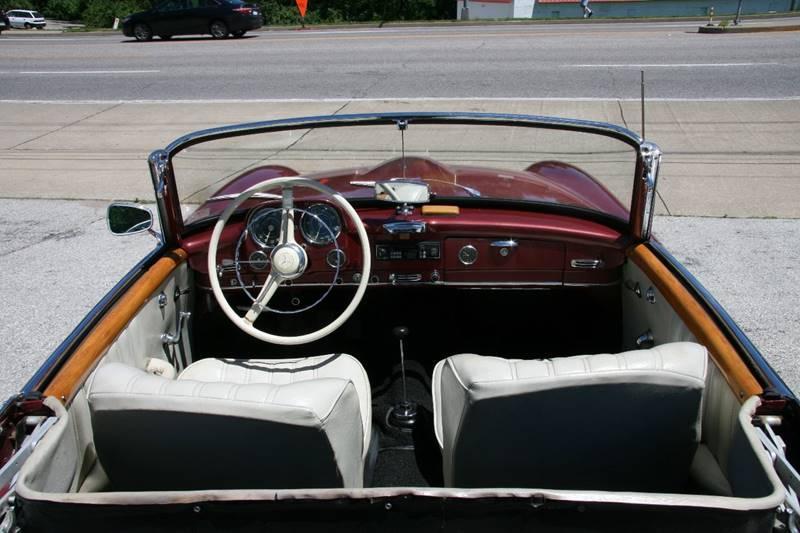 Mercedes-Benz 190SL 1958 #10