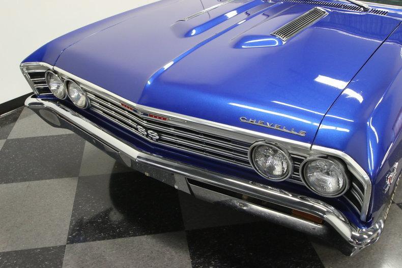 1967 Chevrolet Chevelle SS 396 Clone #7