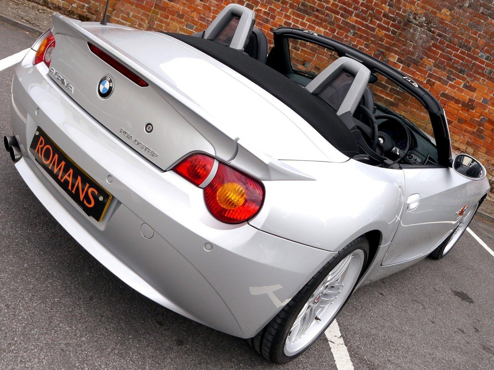 BMWALPINA ROADSTER 3.4 S LUX - RARE VEHICLE - BMW FSH #5