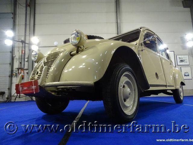 Citroën 2CV 4x4 Sahara '62 #15