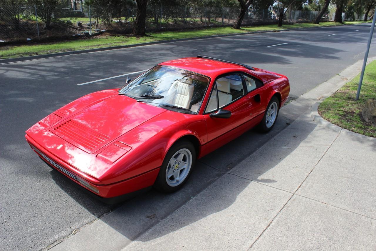 Ferrari 328 GTB #1
