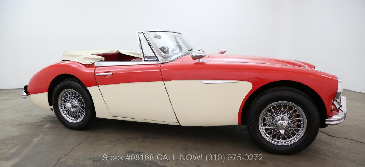 1963 Austin-Healey 3000 BJ7 #4