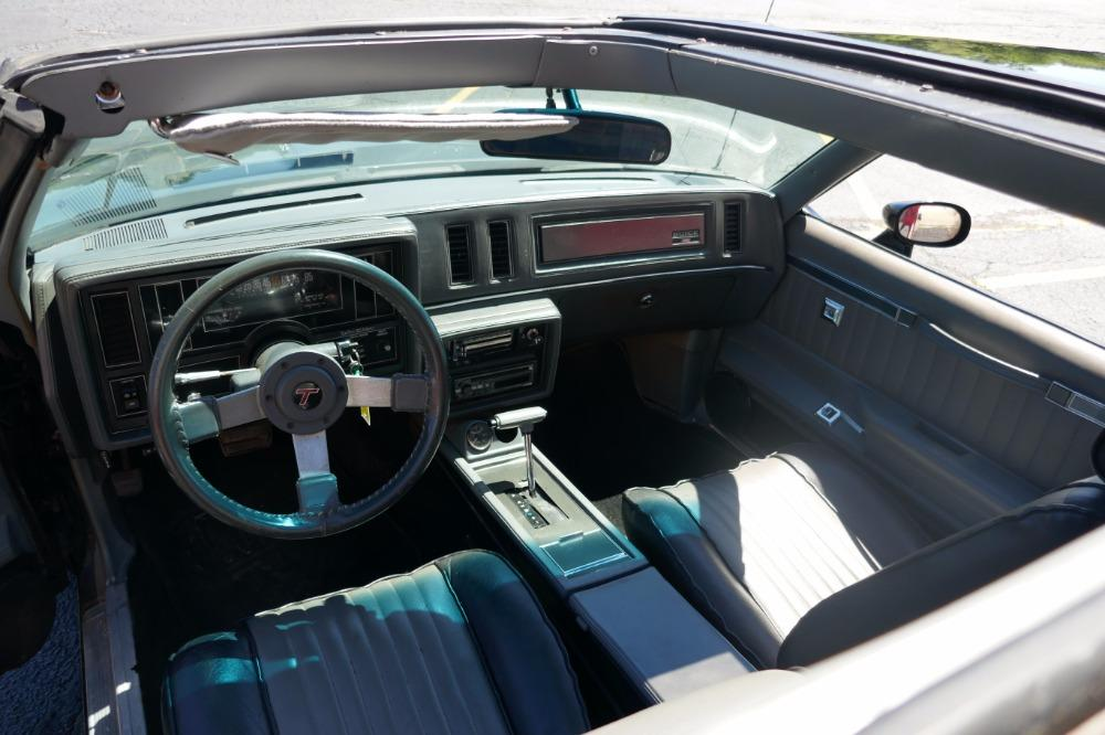 1987 Buick Grand National -AFFORDABLE ONE OWNER WITH T TOPS-SEE VIDEO Stock # 87381JP for sale near Mundelein, IL | IL Buick Dealer #30