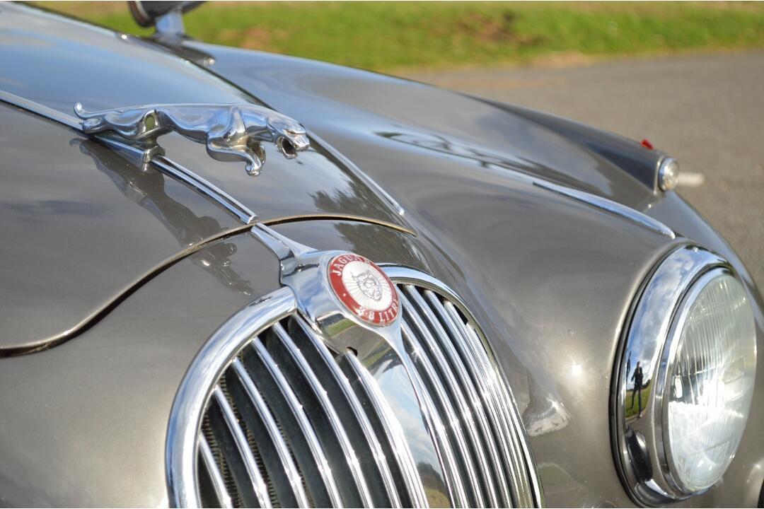 Jaguar Mk2 3.8 Genuine Coombs #14