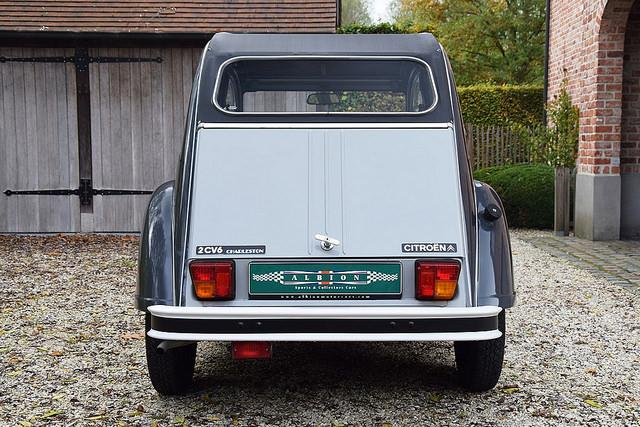 Citroën 2CV6 Charleston (1984) #4