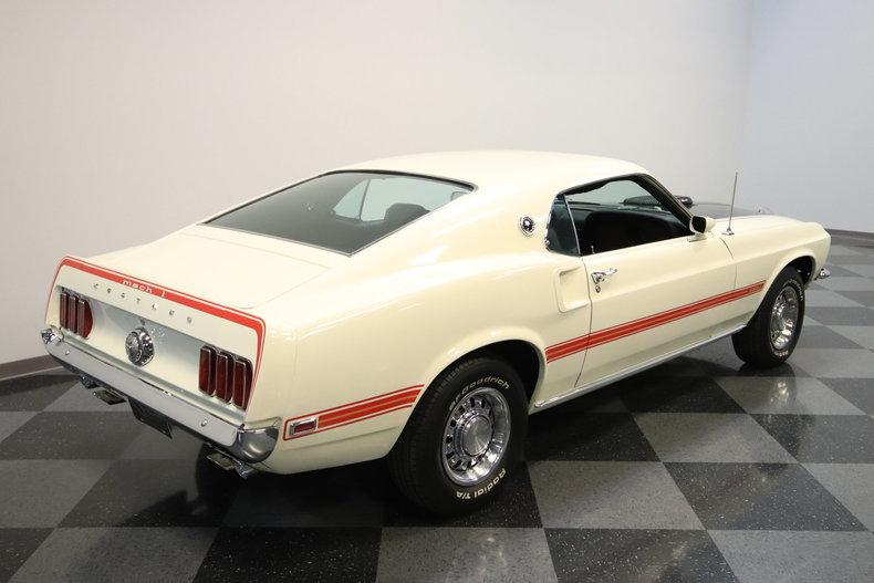 1969 Ford Mustang Mach 1 Cobra Jet #16