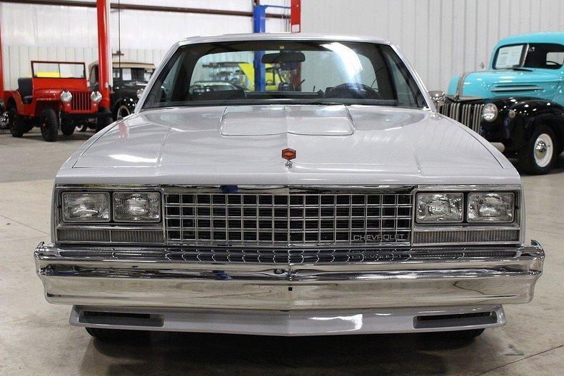 1985 Chevrolet El Camino #7