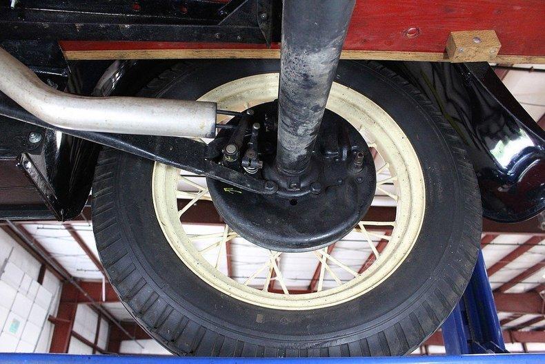 1931 Ford Model A Huckster #62