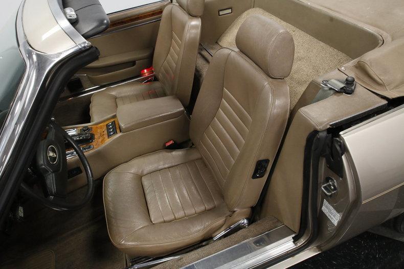1988 Jaguar XJS V12 #41
