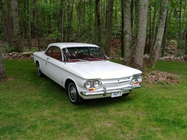 chevrolet corvair monza 1963 for sale | autoclassics