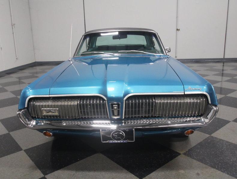 1967 Mercury Cougar #4