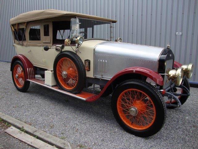 1921 Wolseley Model 20 C8 #5