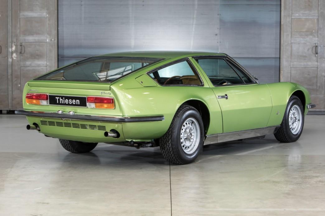 1970 Maserati Indy 4200 Coupe #17