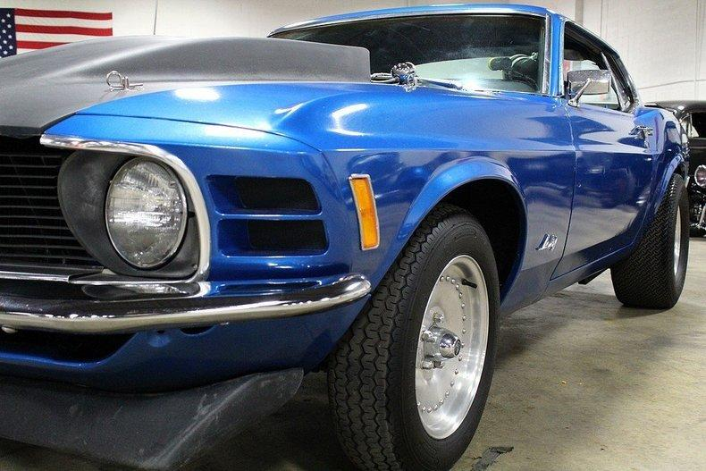 1970 Ford Mustang Fastback #31