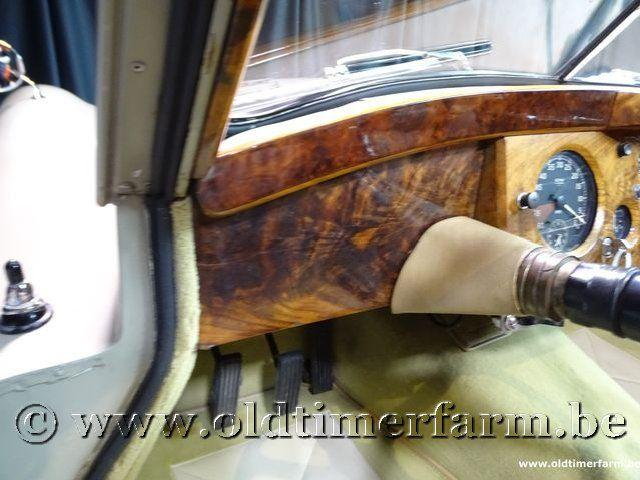 Jaguar XK120 Drop Head Coupé '53 #117
