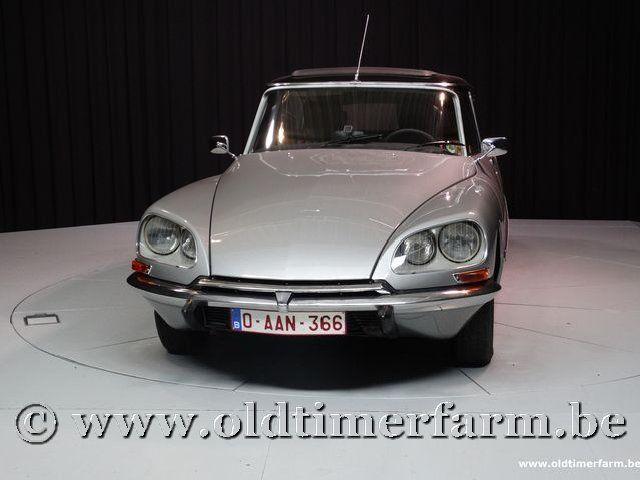 Citroën DS23 Injection Pallas Découvrable '73 #107