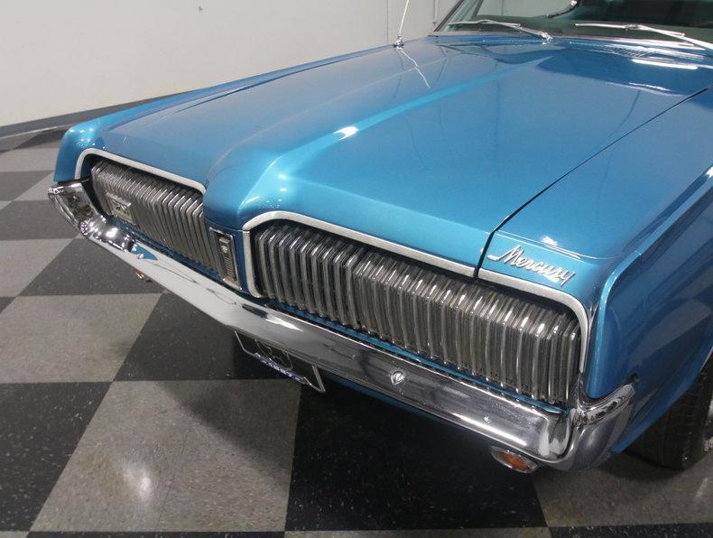 1967 Mercury Cougar #8