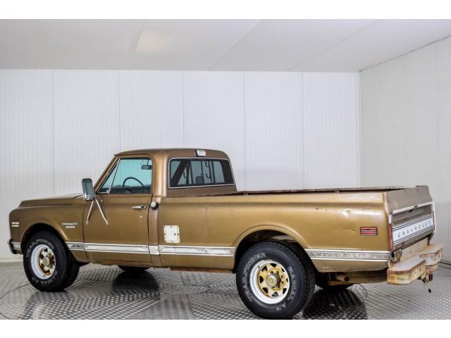Chevrolet Pickup Custom Camper V8 #62