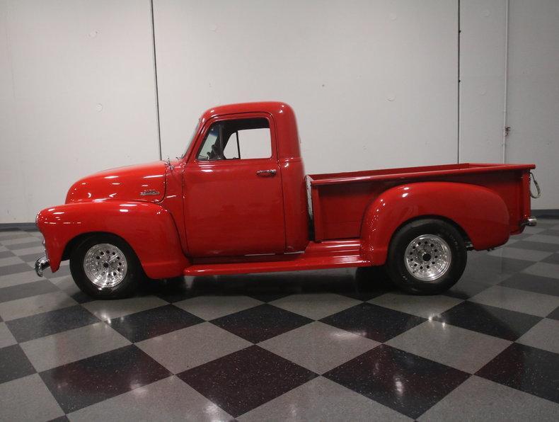 1954 Chevrolet 3100 #1