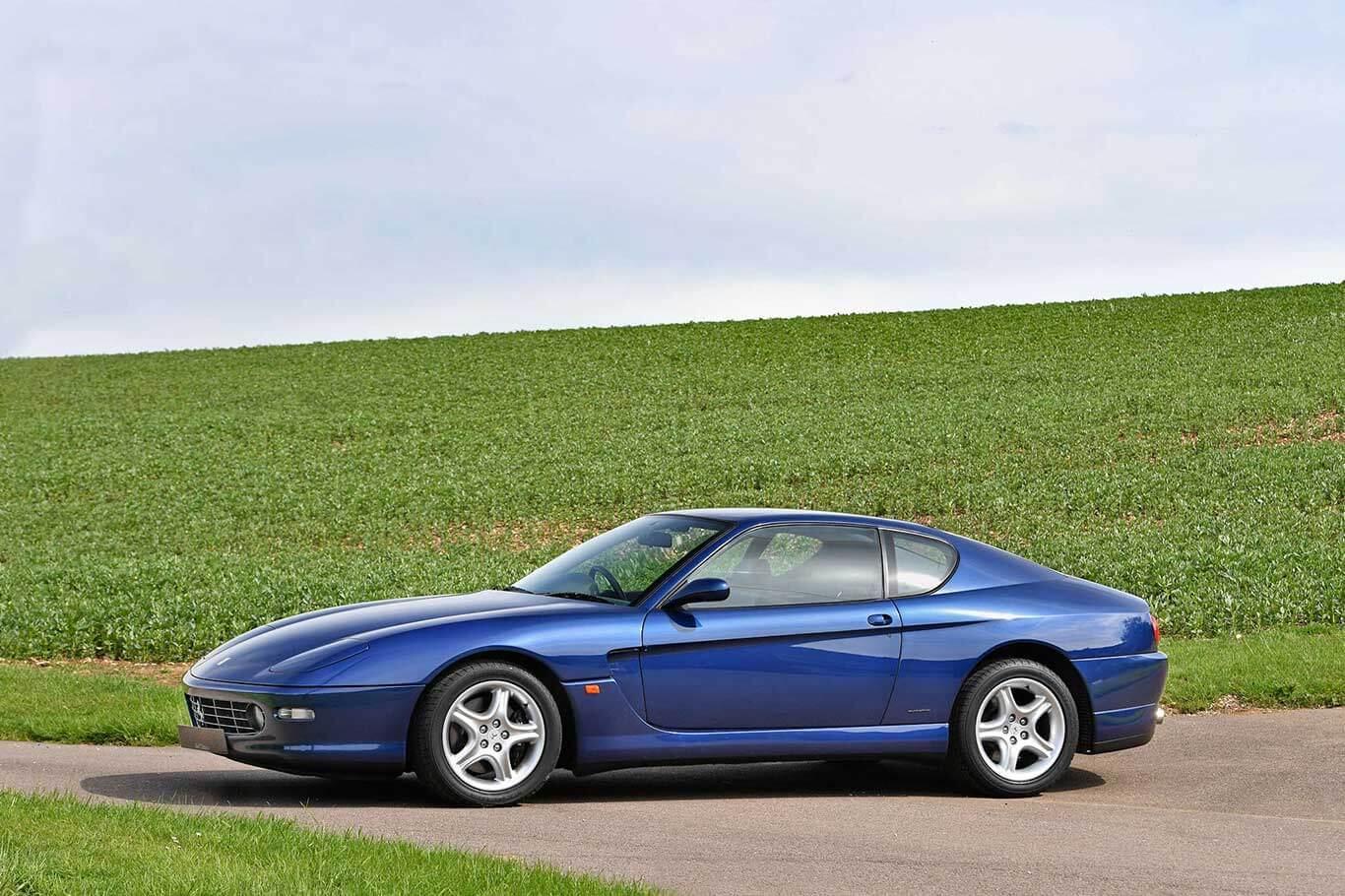 2003 Ferrari 456M GTA RHD #7