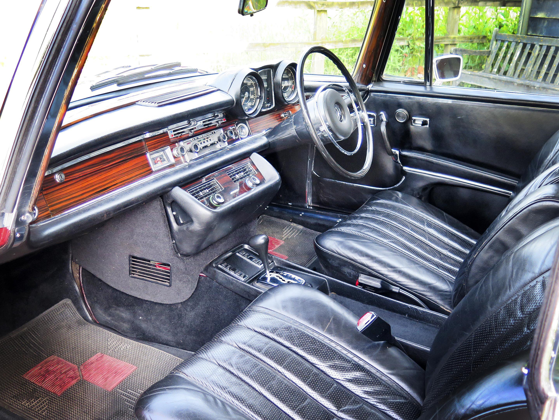 Mercedes-Benz 280SE  3.5 COUPE 1971 #5