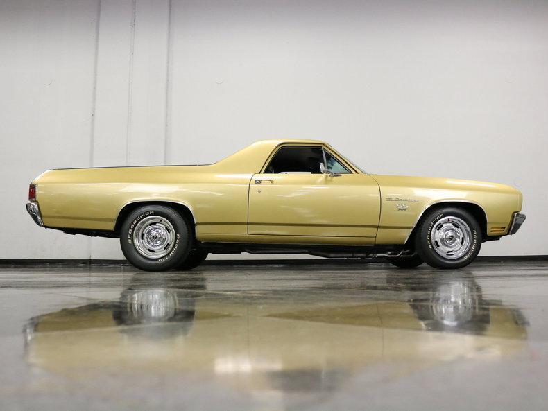 1970 Chevrolet El Camino #23