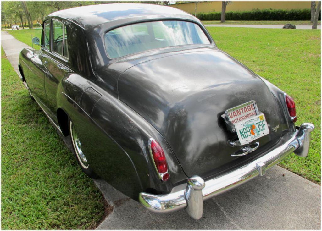 1963 Rolls-Royce Silver Cloud III Standard Sedan #LSCX49 – 49,636 Miles #4