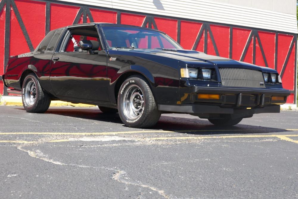 1987 Buick Grand National -AFFORDABLE ONE OWNER WITH T TOPS-SEE VIDEO Stock # 87381JP for sale near Mundelein, IL | IL Buick Dealer #7