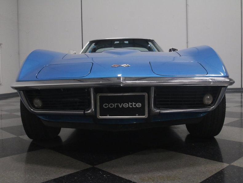 1969 Chevrolet Corvette #67