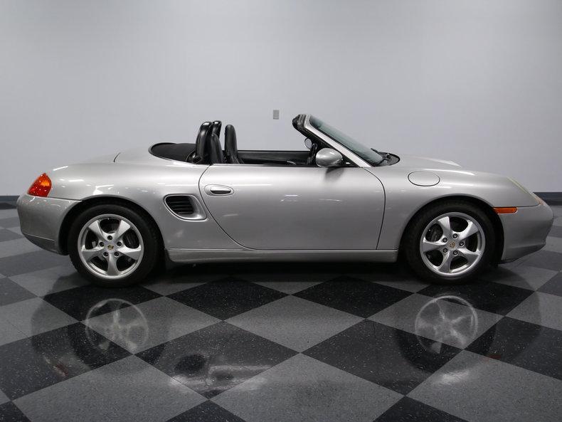 2002 Porsche Boxster #32