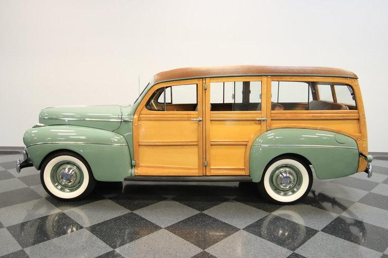 1941 Ford Woody Wagon #1