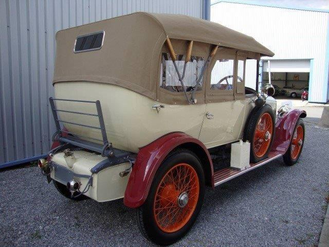 1921 Wolseley Model 20 C8 #3
