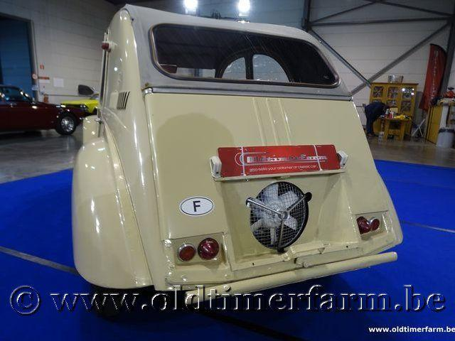 Citroën 2CV 4x4 Sahara '62 #37